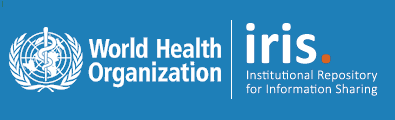 World Health Organisation's Institutional Repository for Information Sharing (IRIS)